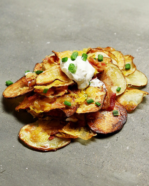 Heres What Happens When Baked Potatoes And Nachos Collide