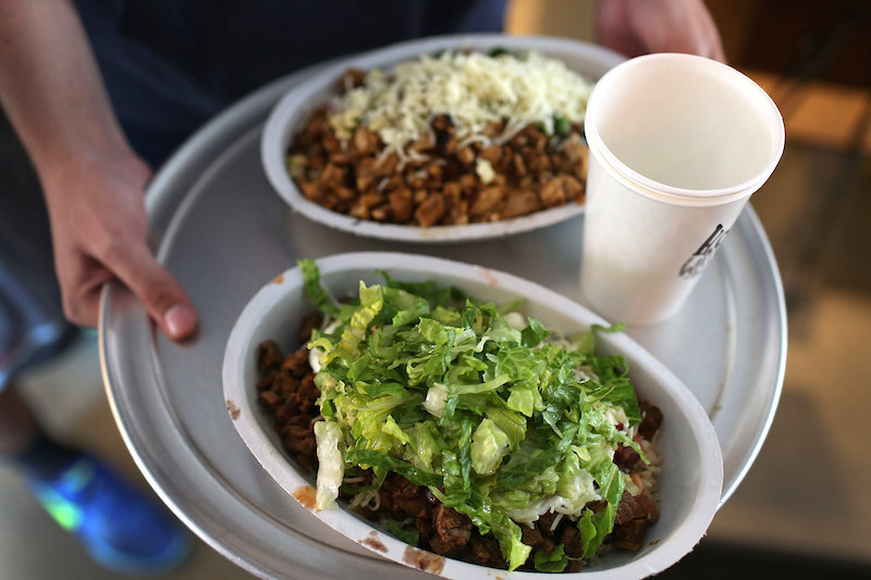 E. Coli Cases Linked To Chipotle Have Spread To California And New York