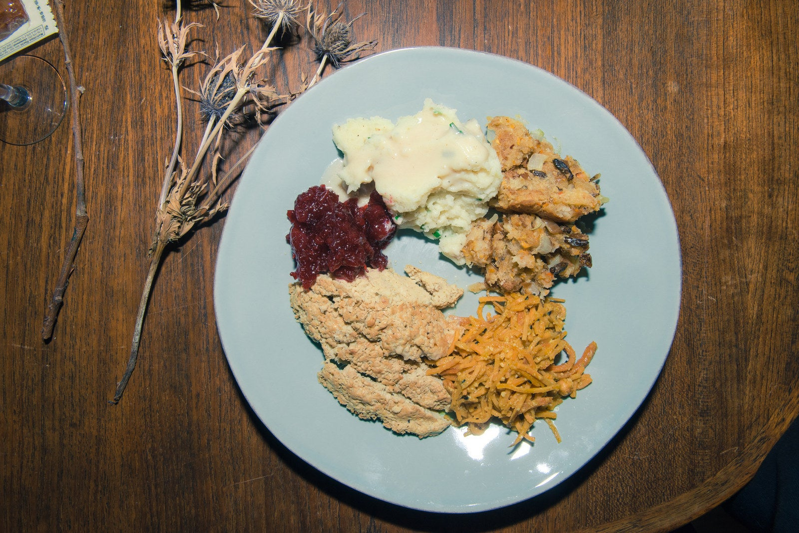 this is the future of thanksgiving and it u0027s pretty gross