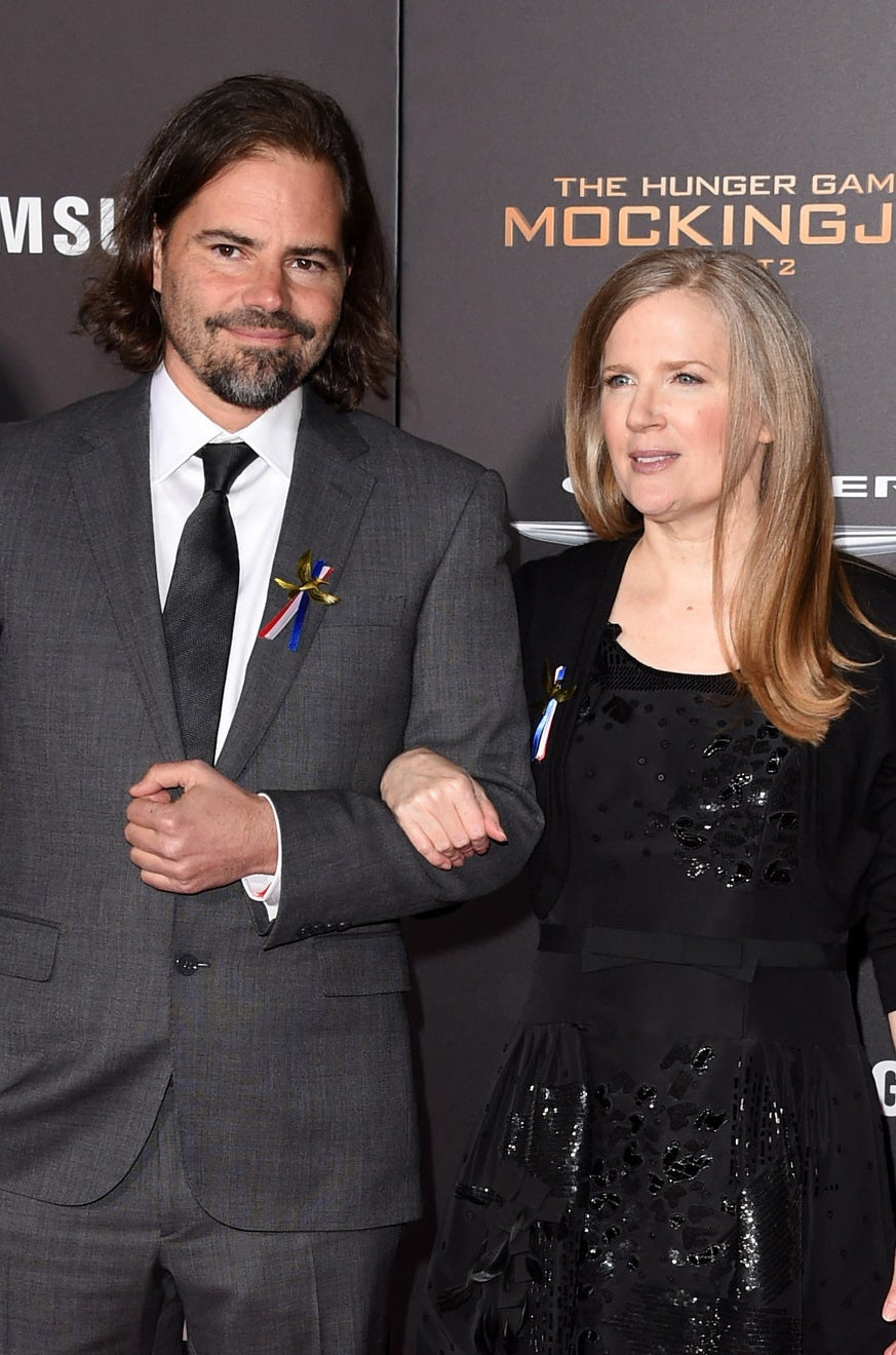 Peter Craig and Suzanne Collins