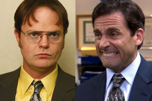 what office character am i