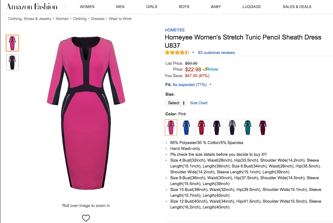 Women TV Meteorologists Love This $22.99 Dress From Amazon