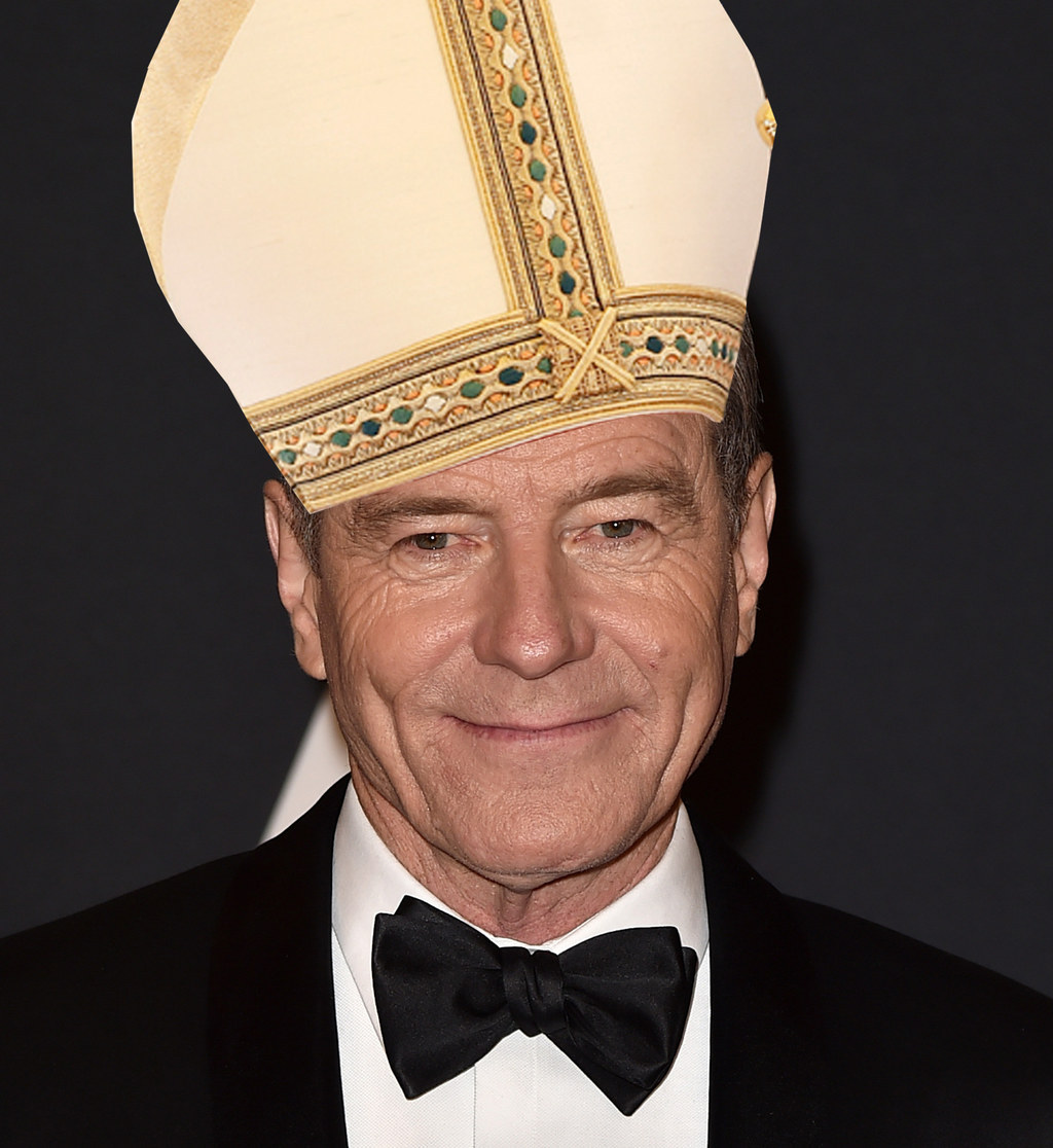 Bryan Cranston Married A Couple On A Plane Because He Can Do Anything