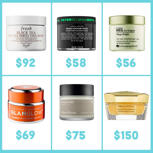 We know: Face masks can be expensive.