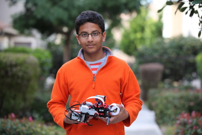 At 12 years old, a seventh-grader from Santa Clara named Shubham Banerjee received something in the mail that called for people to give donations for the blind. This piqued his curiosity, and he began to research how blind people read. He discovered that many braille printers cost $2,000, which he thought was excessive. After three weeks of work, Shubham created his first prototype printer — the Braigo v1.0 — which can be built for $350. Additionally, he founded and operates Braigo Labs, his company that continues to create technologies to help people.Stay up to date with Shubham and Braigo Labs on Twitter.