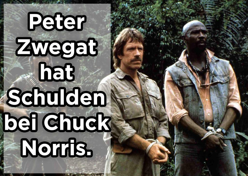 Chick Norris Witze