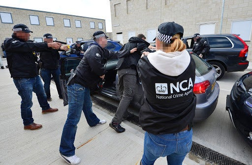 The NCA is Britain's top law enforcement agency, with special powers to go after the country's most serious criminals.