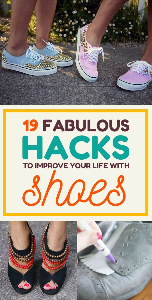 1dace08455a8 19 Fabulous Hacks To Make Your Shoes Look And Fit Perfectly Every Time