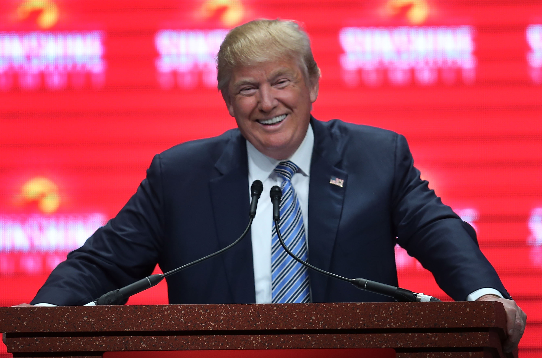 Donald Trump's Convenient Memory Lapses