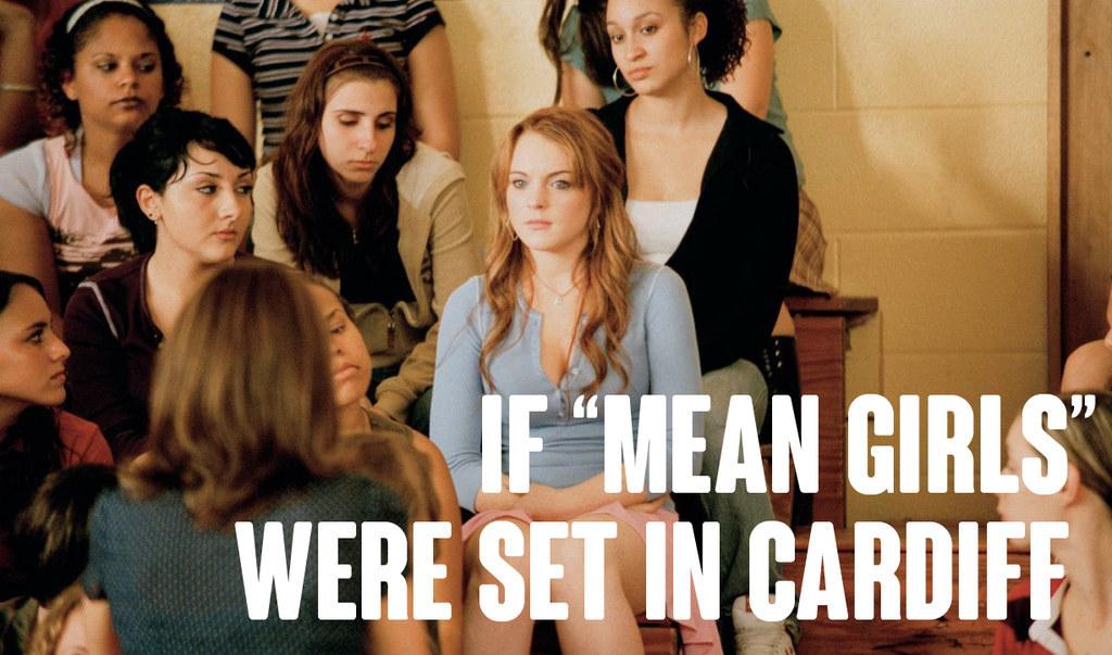 Cardiff girls