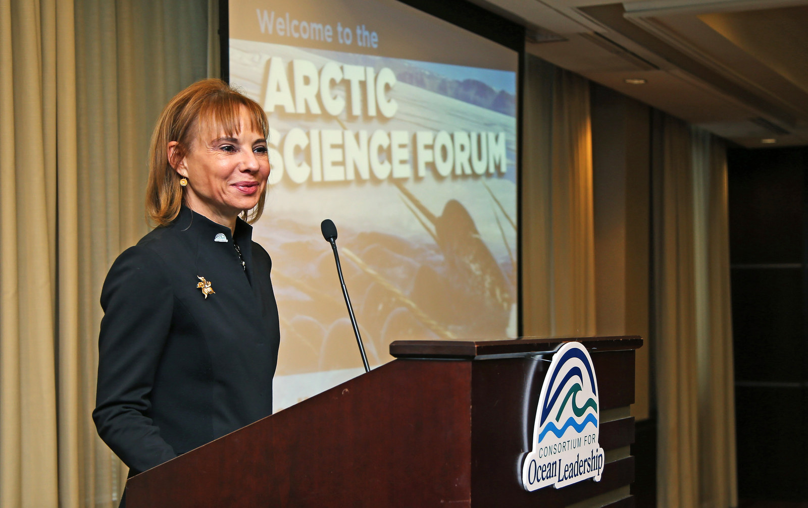 Meet The Woman Whose Two-Word Catchphrase Made the Military Care About Climate