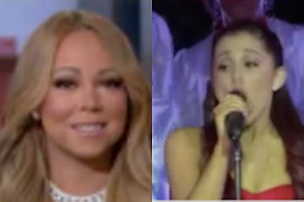 Someone Made An Amazing Mashup Video Of Mariah Carey