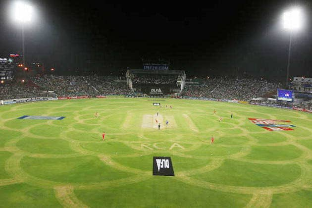 The Lalit Modi led Rajasthan Cricket Association renovated Jaipur's cricket stadium in 2005. The first ODI match thereafter, India vs Sri Lanka, is considered the single most profitable cricket match in India