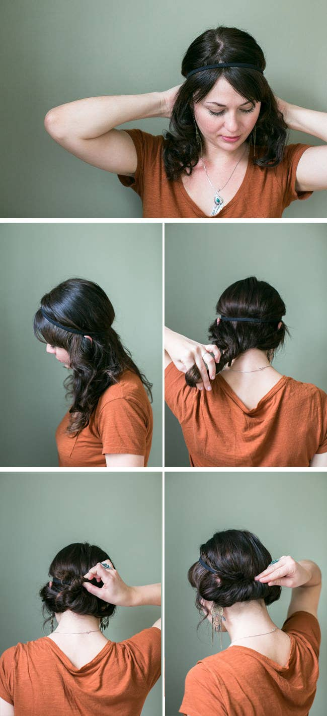 21 second-day hairstyle tutorials