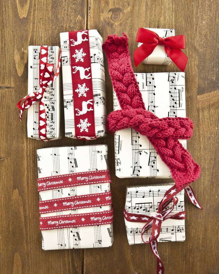 Bonus points if you use Christmas music!