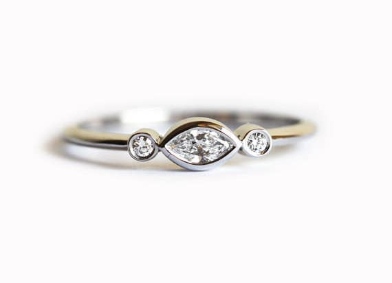 get it from minimal vs for 650 - Dainty Wedding Rings