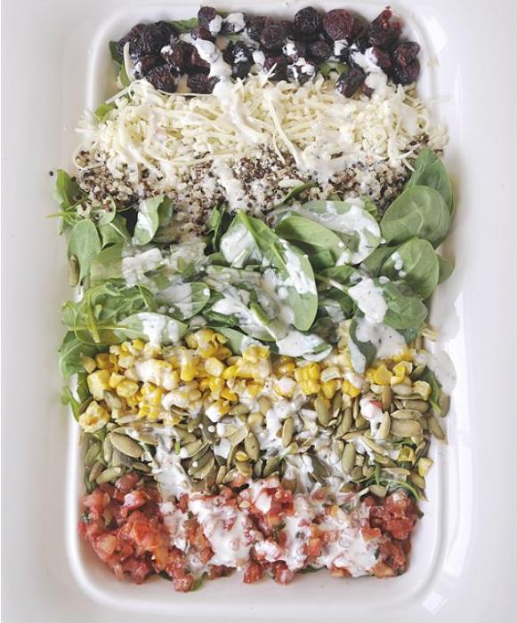 Trader joes salad recipes