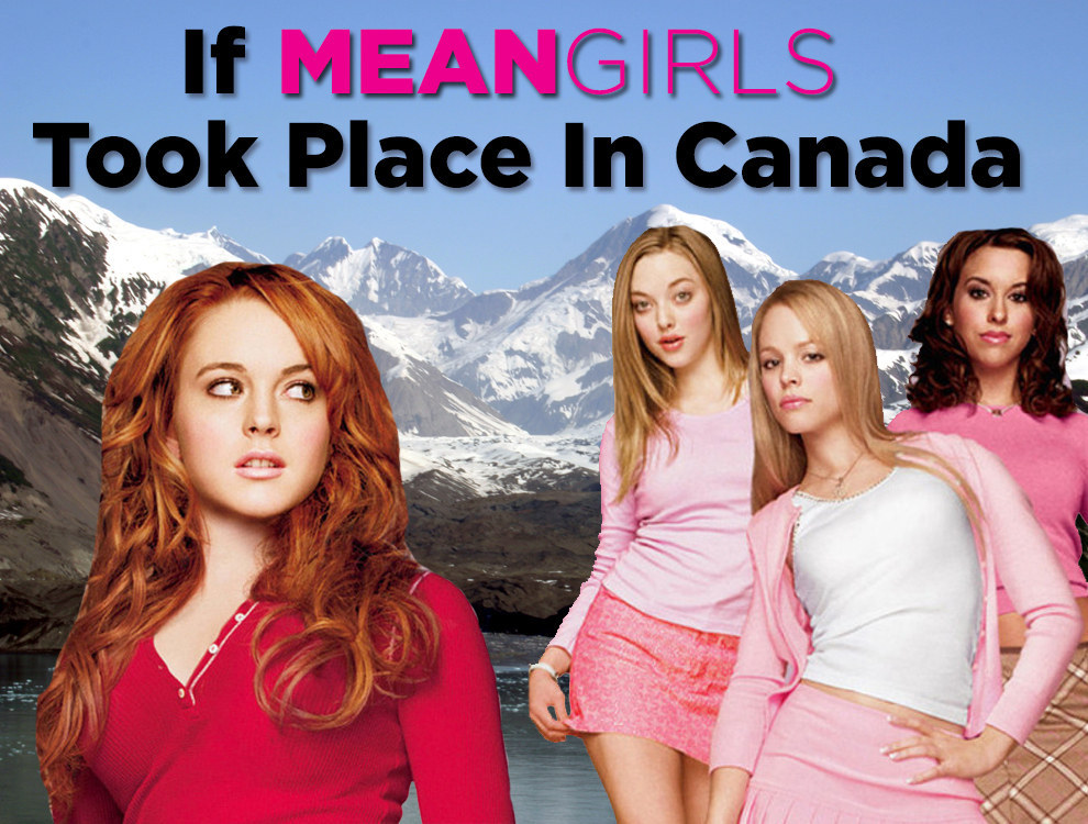 Where does mean girls take place