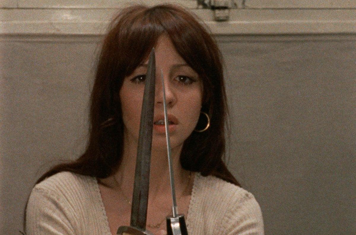 Juliet Berto as Frédérique.