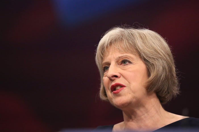 Home secretary Theresa May presented the draft bill to parliament immediately after Prime Minister's Questions on Wednesday.