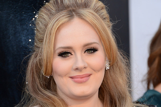 Adele Went Makeup Free On The Cover Of Rolling Stone And Looks Incredible
