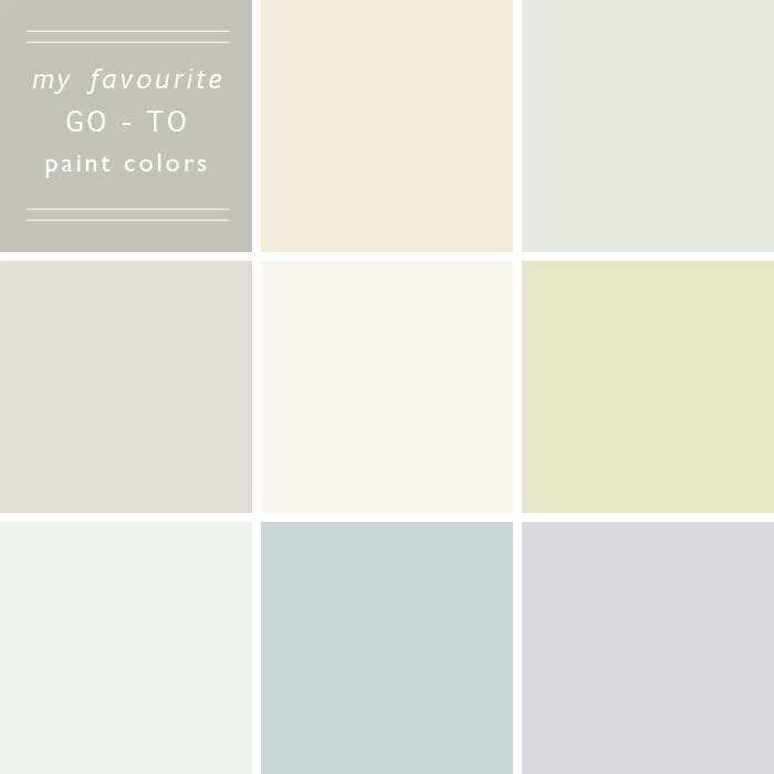 A brightly colored living room might be your cup of tea, but a neutral clean palette is much more palatable for most buyers. Designer Emily Henderson recommends these timeless shades for almost any space.