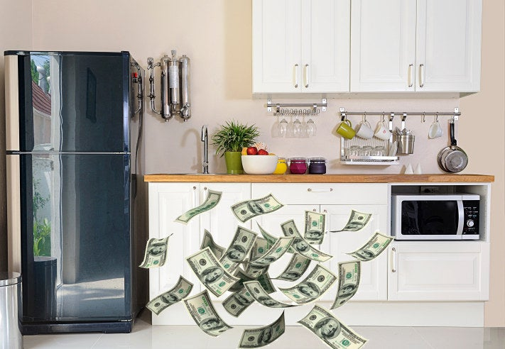 Kitchen upgrades like new appliances and countertops will usually give the biggest return on your investment.
