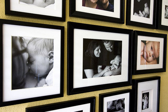 Buyers want to picture themselves in your home, not your whole extended family. While you're selling, stash the majority of your specifically personal heirlooms to make the space feel a little more like a blank slate.