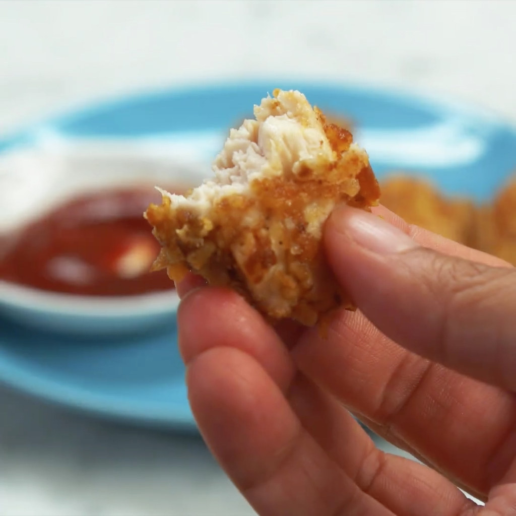 These Chicken Nuggets Are What Dreams Are Made Of