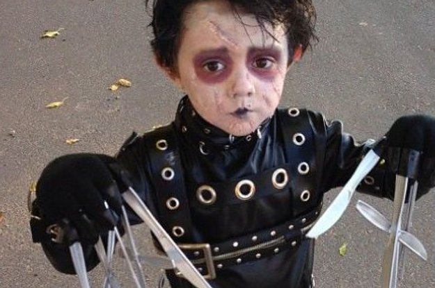 whats the best halloween costume your kid has ever worn