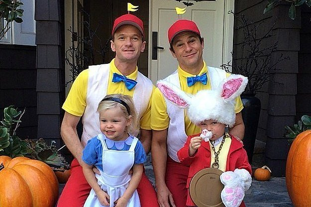 whats the best family halloween costume youve ever had