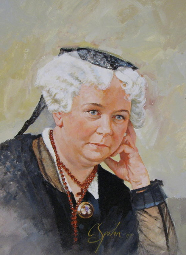 thesis statement on elizabeth cady stanton Elizabeth cady stanton: home who started it story of her life.