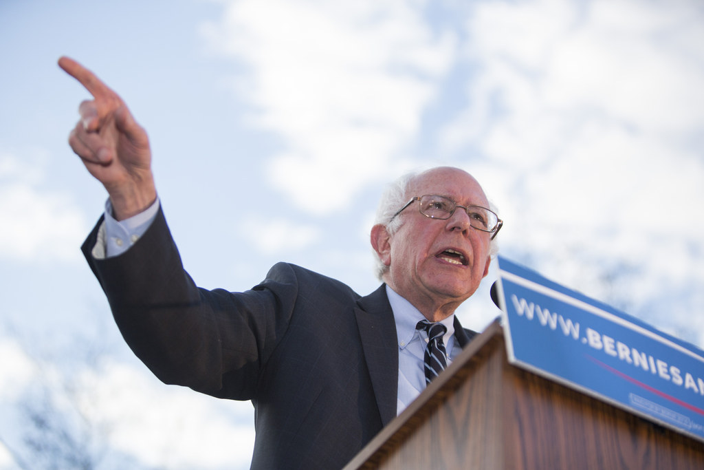 After Keystone, Bernie Sanders Is Already Leading The Next Climate Fight