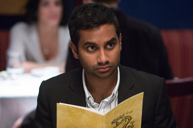 "Aziz Ansari's ""Master Of None"" Nails Race Perfectly"