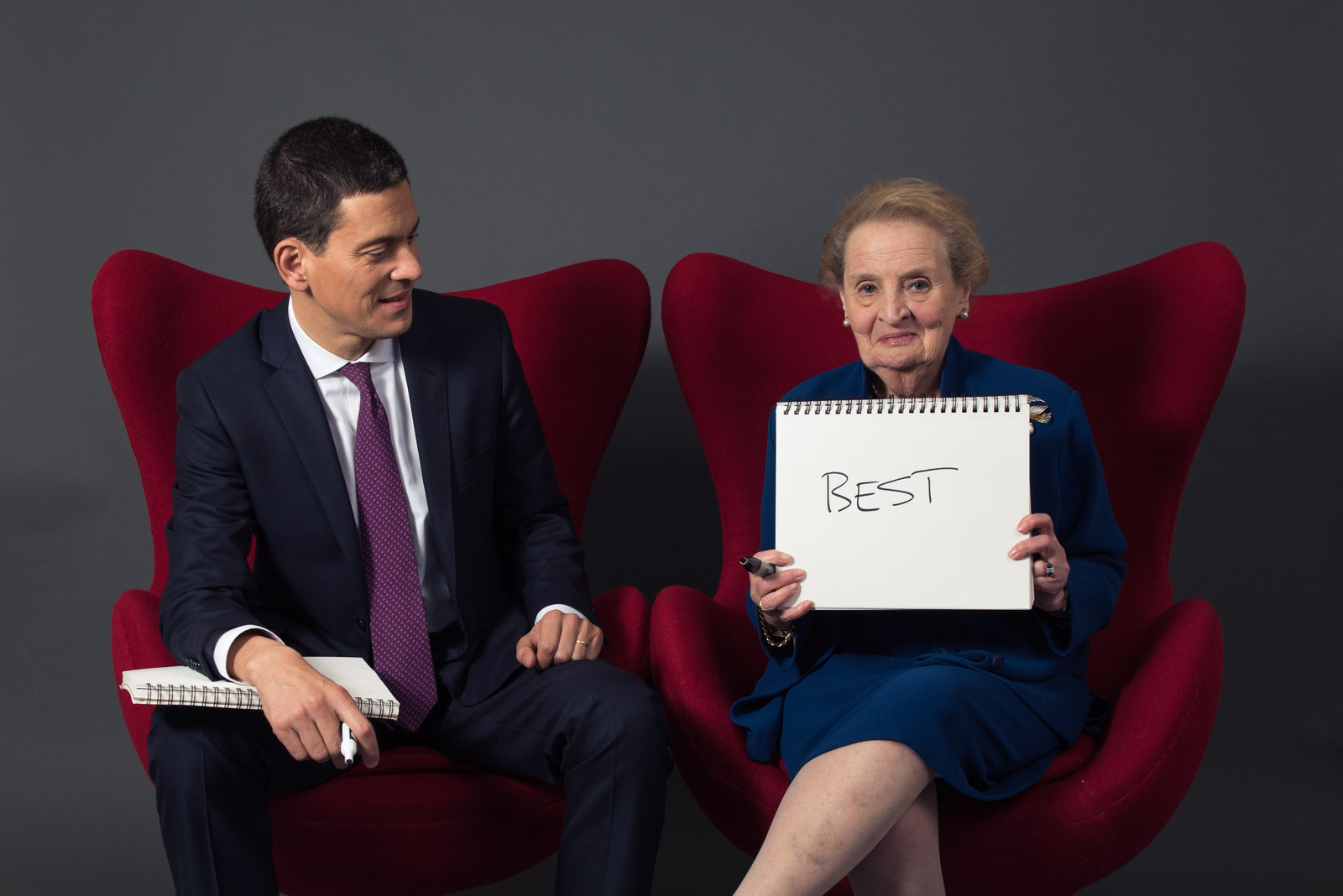 Here's Madeleine Albright's Opinion On 14 Random Things