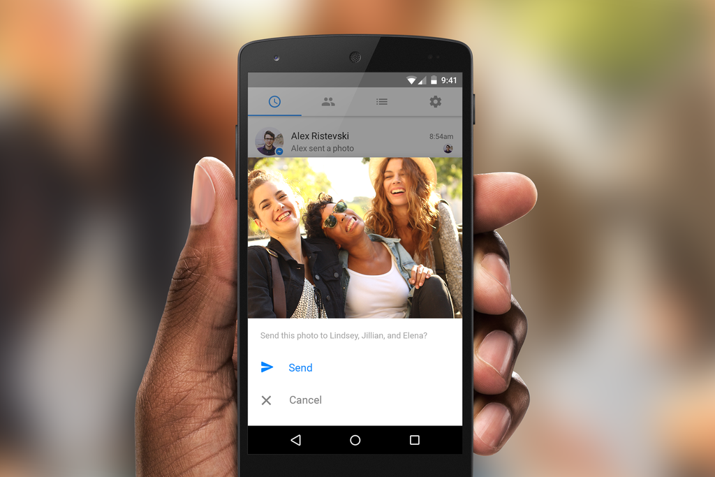 """Facebook's """"Photo Magic"""" Will Prompt You To Message Your Friends Photos Of Themselves"""