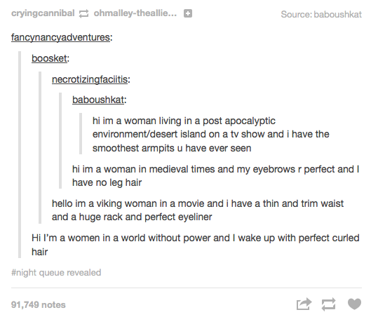Tumblr Posts: 31 Hilarious Tumblr Posts That Only Feminists Will Get