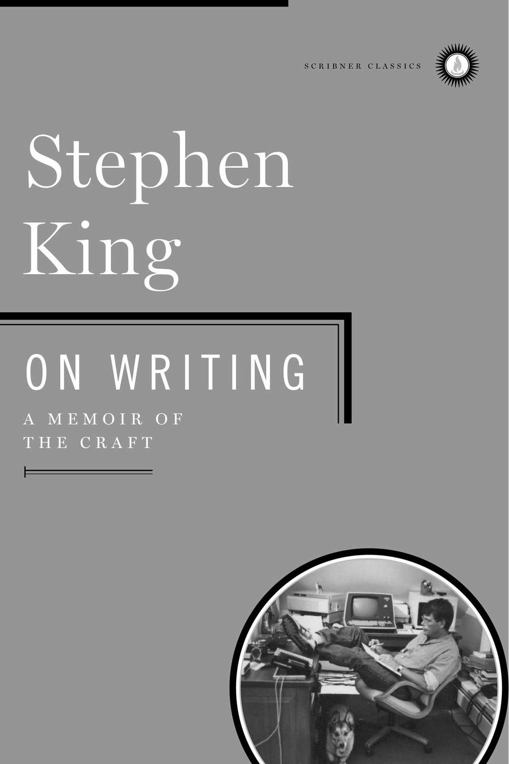 stephen king essay on writing Writers on writing is a short series of posts devoted to reviewing and discussing books on the craft that were written by sff(&h) authors, from john scalzi to nancy kress one of the most popular books on the craft is undoubtedly stephen king's memoir/writer's book, on writing.