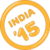 Best of India 2015 badge