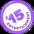 Best of Entertainment 2015 badge