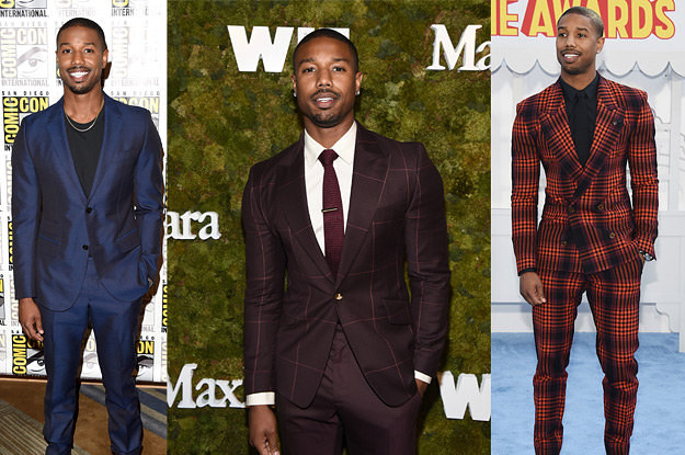 b38a2688423640 13 Times Michael B. Jordan Looked Fly As Hell In 2015
