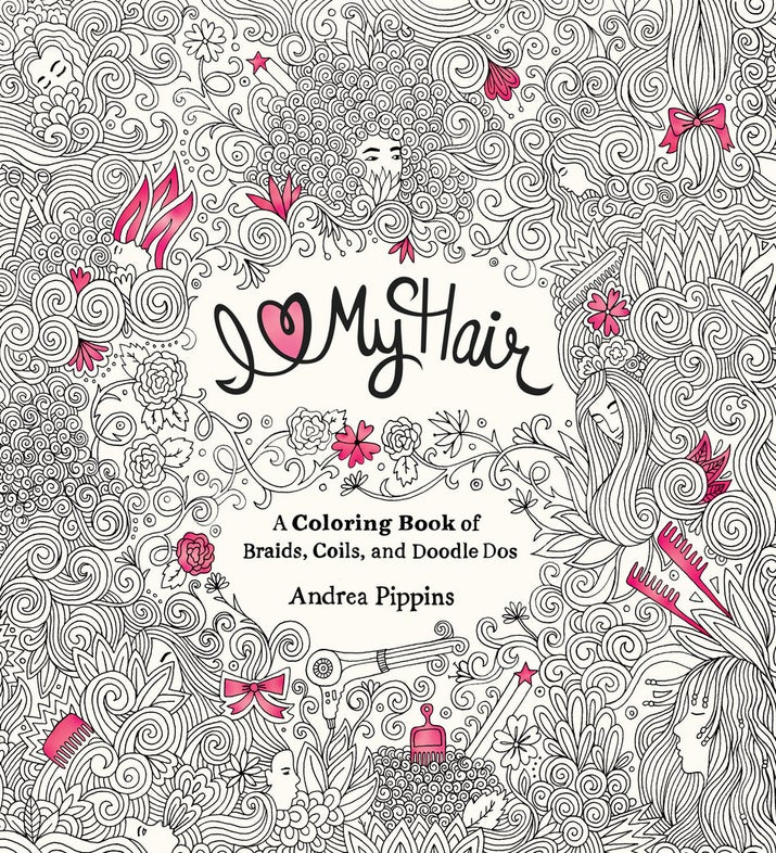 Here S A Look Inside This Adult Coloring Book About The Beauty Of A Coloring Book