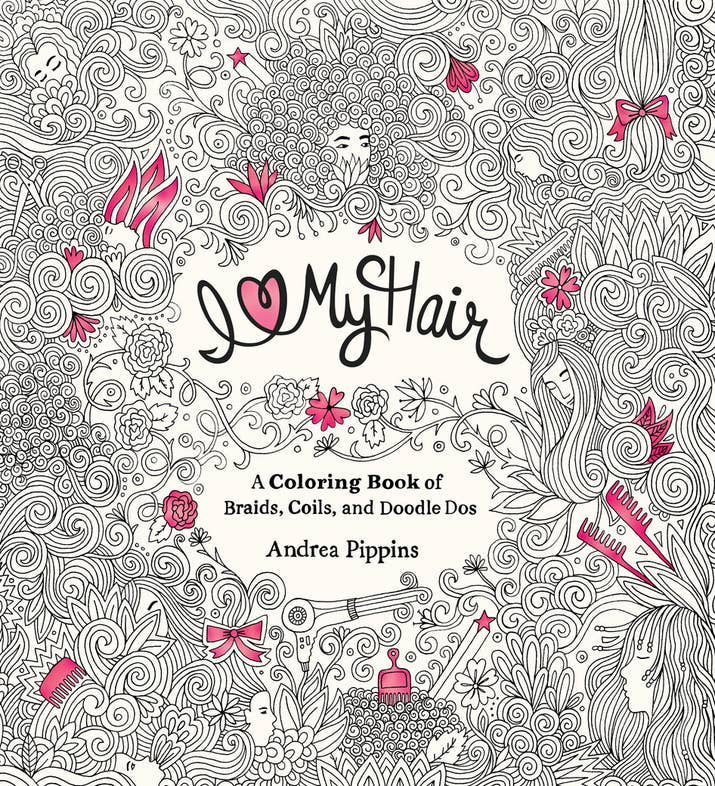 Here\'s A Look Inside This Adult Coloring Book About The Beauty Of ...