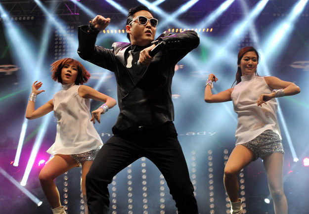 Drop Everything: Psy Released Two Insane New Music Videos