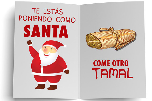 11 christmas cards only mexican moms would send m4hsunfo