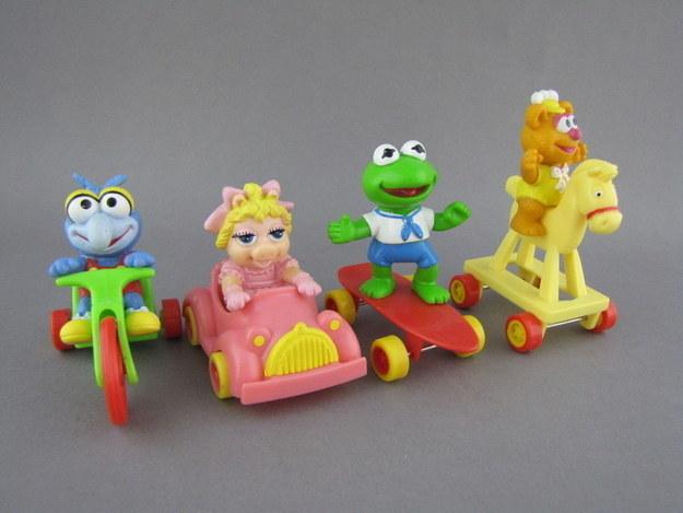 Te preguntaste cómo era posible que tuvieran a la venta los juguetes que venían sólo en la Cajita Feliz.