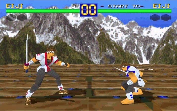 Buying Battle Arena Toshinden Because Playing A 3D Fighting Game In Your Living Room Was Like The Future