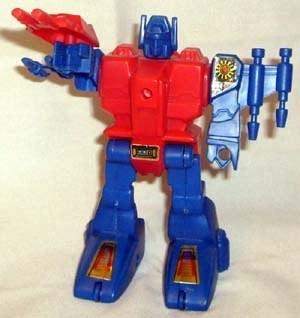 Un Optimus Prime chino.