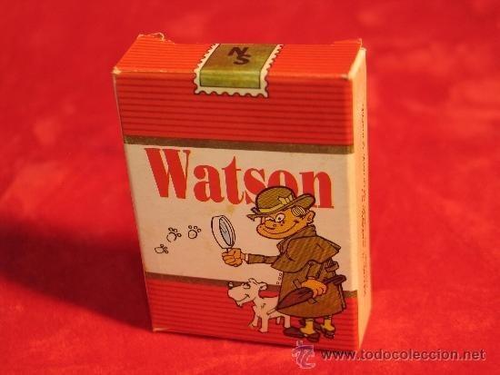 Podías jugar a que fumabas...