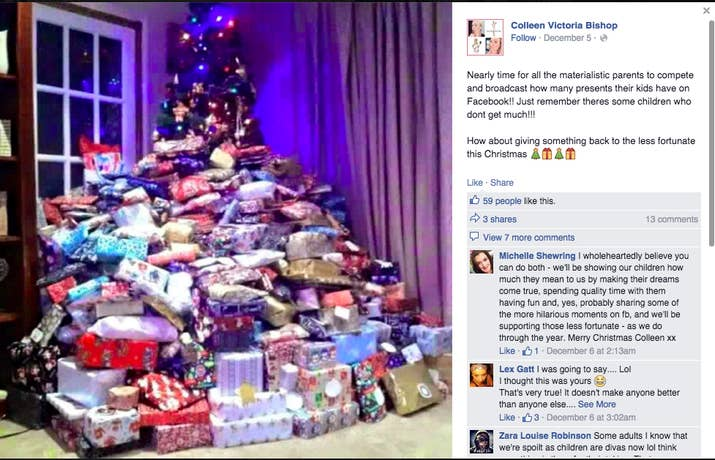 that pages photo alone has since been shared almost 100000 times many parents began to share the photo and condemned tapping for missing the point of the - How Much Are Christmas Trees